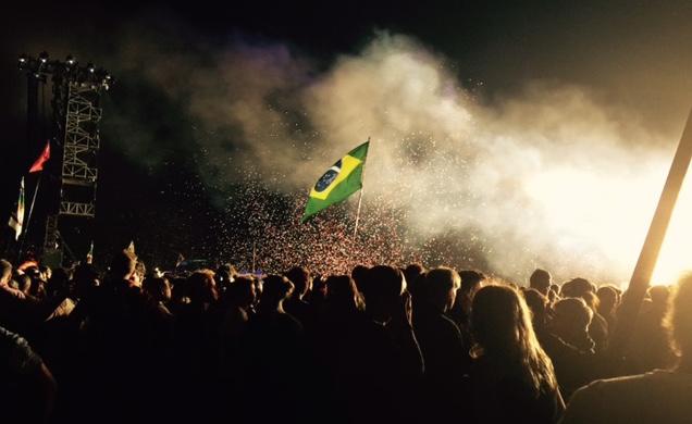 Innovation at Roskilde Festival 2015