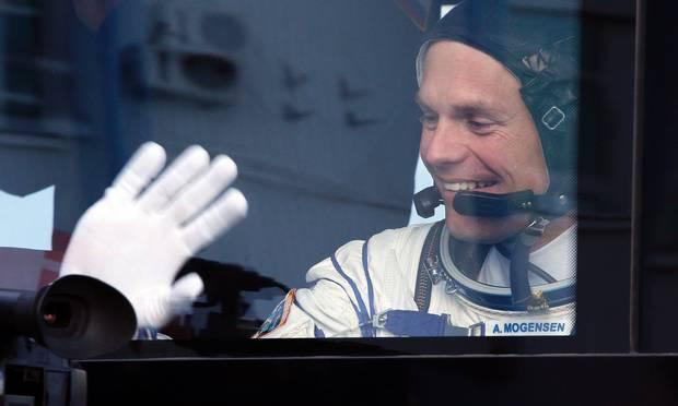 Danish Astronaut Taxi Driver on IRISS Mission